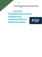 Sedoanalgesia y Mas-william Ramos Baylon
