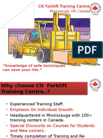 CN Forklift Training Centre-forklift training toronto