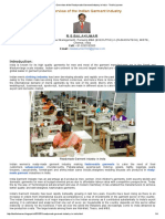 An Overview of the Readymade Garment Industry in India - Textile Learner