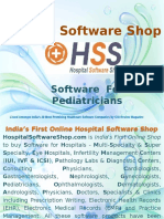 HospitalSoftwareShop - Software for Pediatrics
