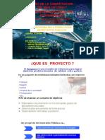 La Economia en La Formulacion de Proyectos Publicos