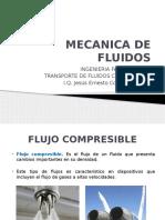 Mecanica de Fluidos Transporte de Fluidos Compresibles
