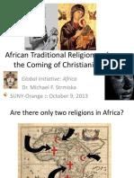 AfricanReligionPresentationOct_2013