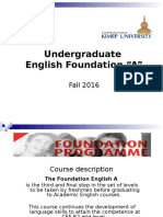 Course Intro. Syllabus
