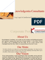 Knowledgentia Consultants - Profile