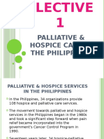 El1 - Palliative & Hospice Care in the Philippines