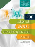 Iskoristi dan u Virovitičko podravskoj županiji