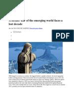 Economist Brazil