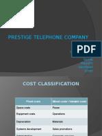 Prestige Sec A