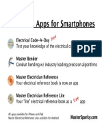 Apps for Electricians