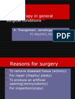 1introductiontophysiothrapyingeneralsurgicalconditions-131214220259-phpapp02.ppt