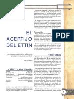 El Acertijo Del Ettin