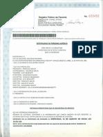 Mauricio Macri aún figura como vicepresidente de una offshore que no registra actividad