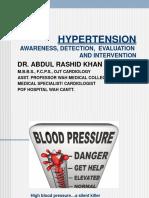 Hypertension Presentation