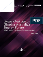Shaping Australia Energy Future National Cost Benefit Assessment Report Part 1