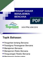 Prinsip Dasar Manajemen Bencana.ppt