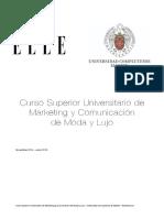 Plan de Estudios 2014-2015
