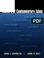 John L. Esposito, John Voll-Makers of Contemporary Islam (2001)