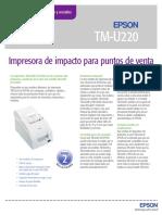 Catalogo Epson Tmu 220