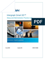Smart 3D Setup and Administration Practice Labs 2014R1