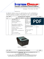 Cotizacion Impresora Tiktera (1)