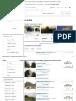 TripAdvisor - Sri Lanka Attractions