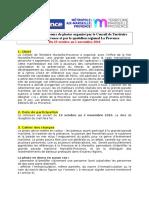 Cahier Des Charges Du Concours Photo Organisé Par Le Conseil de Territoire Marseille