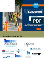 Urban Surveyor Brochure