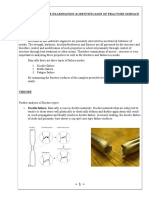 Macro Structure Examination