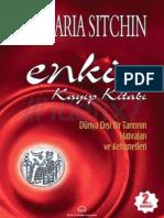 Zecharia Sitchin - Enki'Nin Kayıp Kitabı
