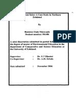 Medicinal Plant Sales - A Case Study in Northern Zululand -BG Ndawonde
