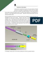 Development of Shaft Adaptor v1