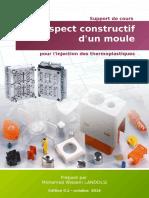 Aspect Constructif d'Un Moule(10-2016)