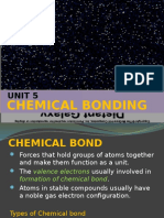 Unit 5 Chemical Bonding