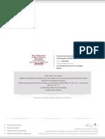 Modelo de Aceptación Tecnológica (Tam)