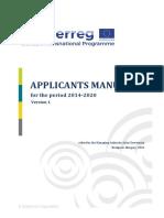 DTP Applicants Manual Combined