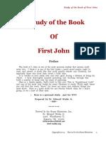 Book of Ist John