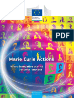 Eu Marie Curie Actions Fellowships Innovative Science Becomes Success Publication En