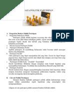 Materi budaya politik partisipan 1.docx