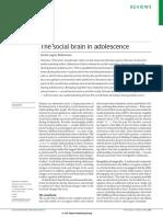 Bakemore - The social brain in adolescence.pdf
