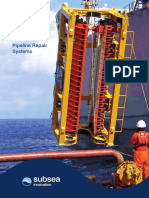 Subsea Innovation Pipeline Repair