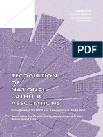 Recognitionof Associations of He Faithful - Lectura