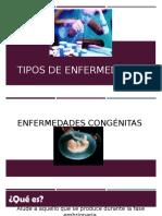 Tipos de Enfermedades 2 Corregida