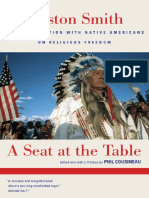 A Seat at the Table Huston Smith in Conversation With Native Americans on Religious Freedom