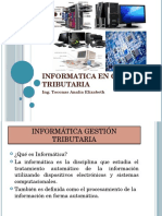 Informatica en Gestion Tributaria
