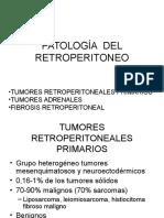 patologiaRetroperitoneo