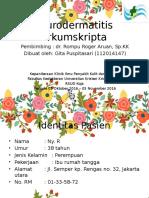 Neurodermatitis Sirkumskripta Gita Puspitasari.pptx