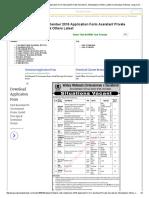 Wafaqi Mohtasib Jobs September 2016 Application Form Assistant Private Secretaries, Stenotypists & Others Latest in Islamabad, Pakistan, Jang on 27-Sep-2016 _ Jobs in Pakistan