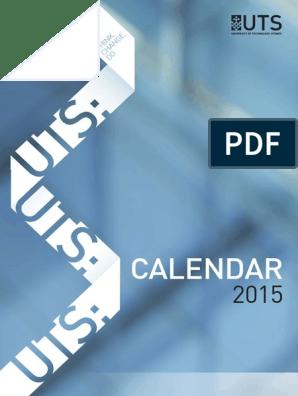 aboututs-utscalendar-2015 | Postgraduate Education