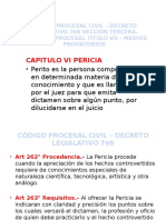 Codigo Procesal Civil – Decreto Legislativo 768 Seccion